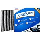 Spearhead Premium Breathe Easy Cabin Filter, Up to 25% Longer Life w/Activated Carbon (BE-374)