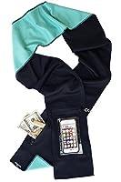 Peepsnake Smartphone Scarf, Crossbody, Touch Pocket, Camera Window, iPhone