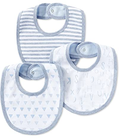 Lamaze Baby Organic Essentials 3 Piece Bib Set