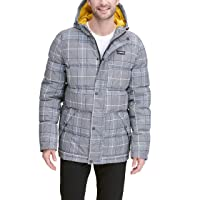 Deals on Levis Mens Arctic Cloth Quilted Puffer City Parka Jacket