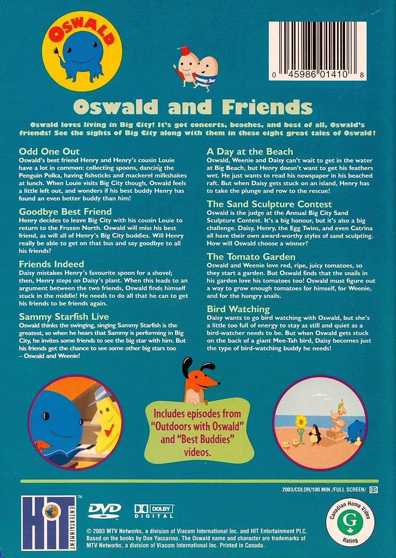 Amazon.com: Oswald And Friends: Fred Savage, Debi Derryberry, David ...