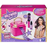 Cool Maker, Hollywood Hair Extension Maker for Girls with 6 Bonus Extensions (18 Total) and Accessories, Amazon Exclusive