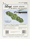 """Lacy's Stiff Stuff Beading Foundation for Cabochons, 11 x 8.5"""""""