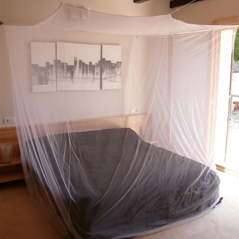 Camas con velo with camas con velo latest muebles y - Como hacer un pabellon para cama ...
