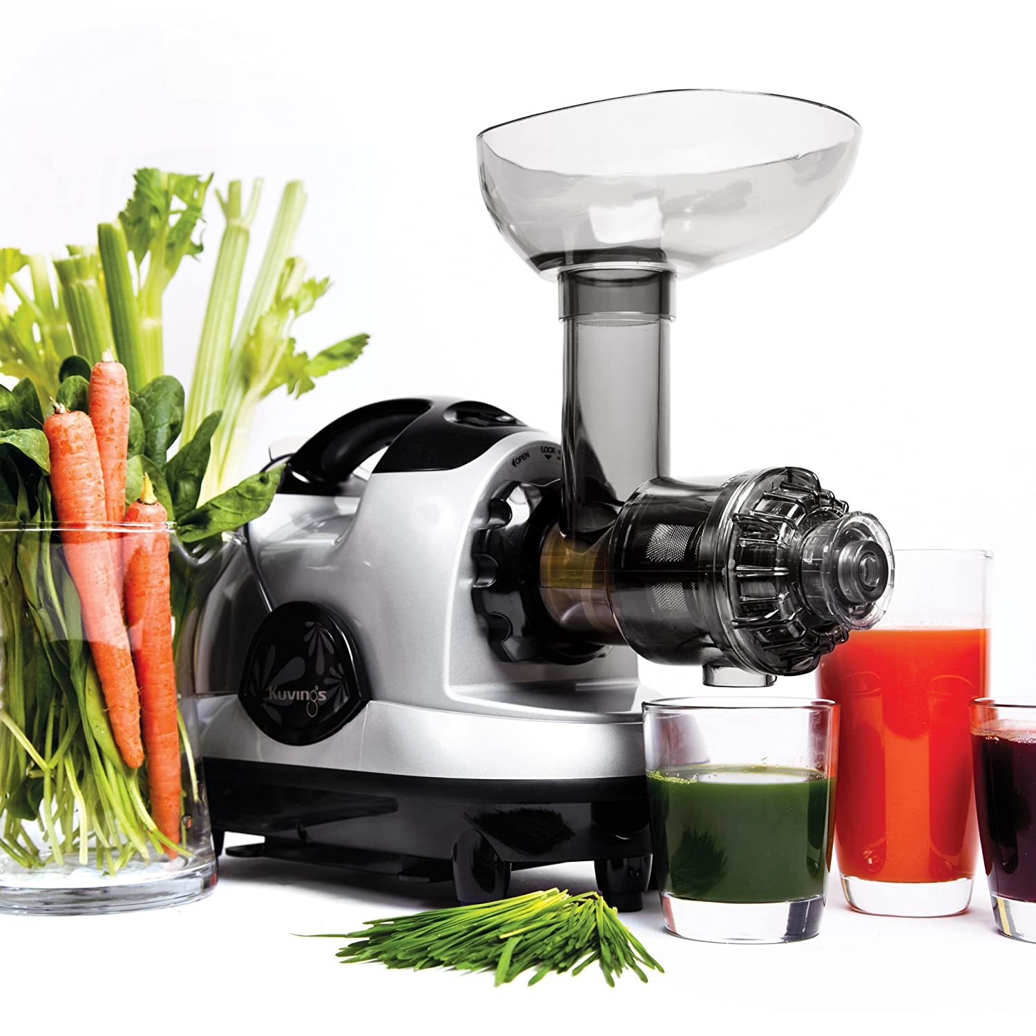 Kuvings NJE-3580U Masticating Slow Juicer Black Friday Deals 2021