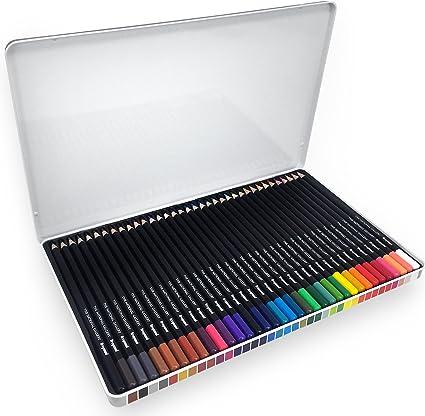 Bruynzeel – el National Gallery – Edición limitada – 36 lápices de colores en caja de regalo: Amazon.es: Oficina y papelería