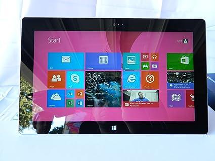 amazon com 2014 new microsoft surface 2 tablet windows rt 8 1 rh amazon com Google Tablet PC Apple Tablet PC