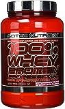 Scitec Nutrition Whey Protein Professional, Erdbeer-Weiße Schokolade, 1er Pack (1 x 920 g)
