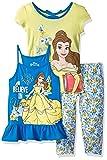 Disney Girls' Little Belle 3 Piece Legging