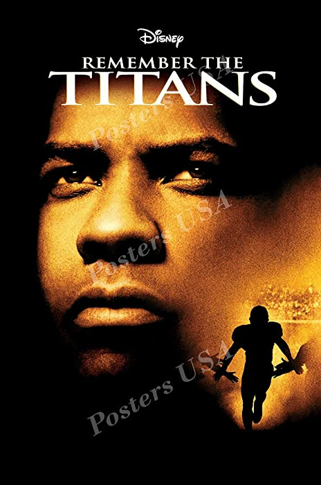 """Posters USA - Remember the Titans Movie Poster GLOSSY FINISH - MOV936 (24"""" x 36"""" (61cm x 91.5cm))"""