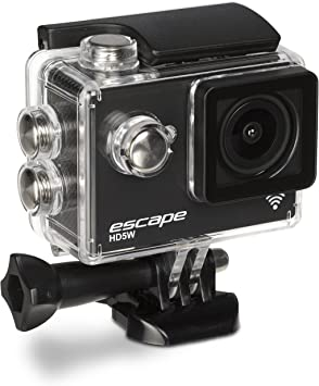 Kitvision Escape HD5 720p Impermeable Acción Cámara 5 megapíxeles Ultra Gran Lente