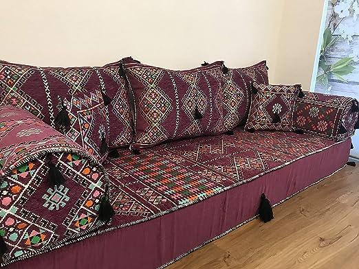 Home Furniture Diy Other Sofas Suites Orientalische Sitzecke Sofa Bodenkissen Sitzgruppe Kelim Sitzkissen Mtmstudioclub Com