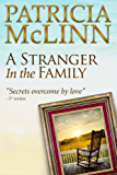 A Stranger in the Family, a western romance (Bardville, Wyoming Trilogy, Book 1) (English Edition)