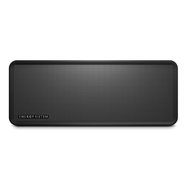 Altavoz port/átil Bluetooth, USB//microSD, funci/ón Radio FM, 40 W, Sistema Audio 2.0 Energy Sistem Music Box 9 Color Negro