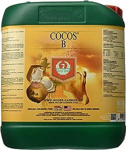 House & Garden HGCOB05L Coco Nutrient B, 5 L fertilizers, Natural