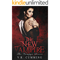 The New Vampire (The Vampyr Book 3) book cover