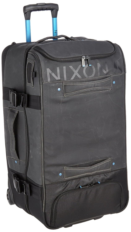 [ニクソン] キャリーバッグ CONTINENTAL LARGE ROLLER BAG 大容量 120L B00ZBI4UJ8 ブラック
