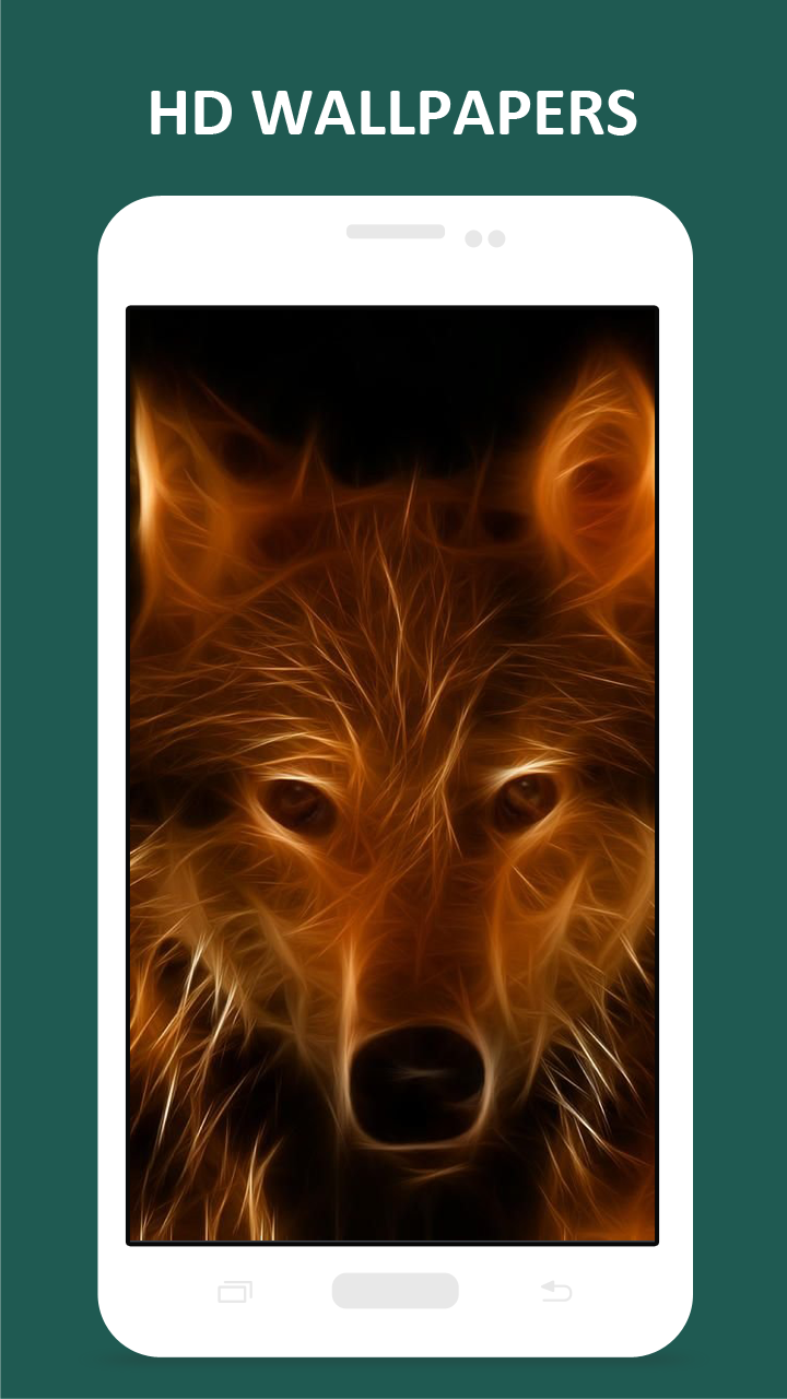 Amazoncom Cool Wolf Hd Wallpapers Appstore For Android