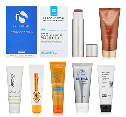 FREE Luxury Sun Care Sample Bo...