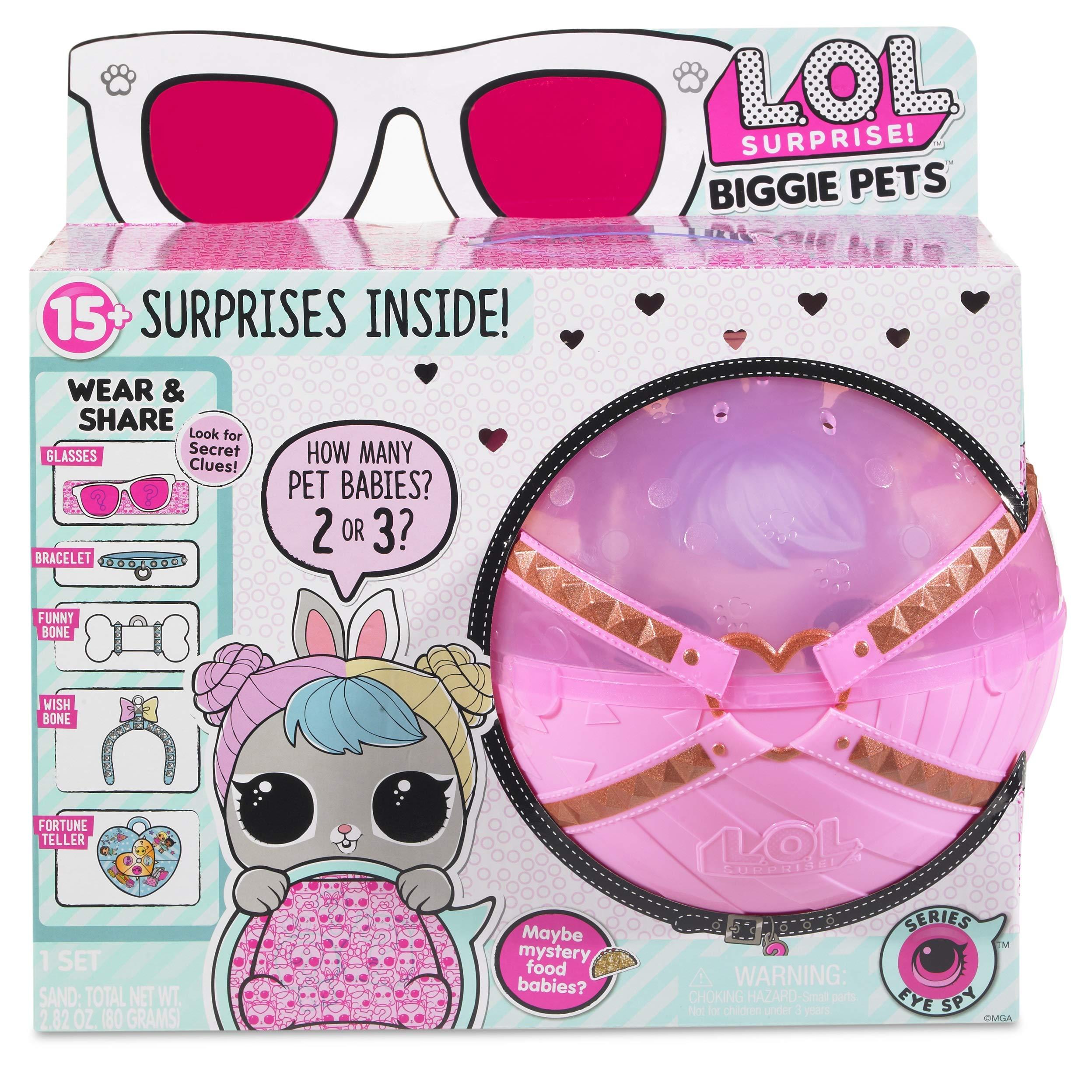 bb9104d6851 L.O.L. Surprise! Biggie Pet Hop Hop - TiendaMIA.com