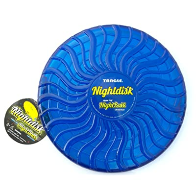 Tangle Sport Matrix Airless Nightball Disk: Toys & Games