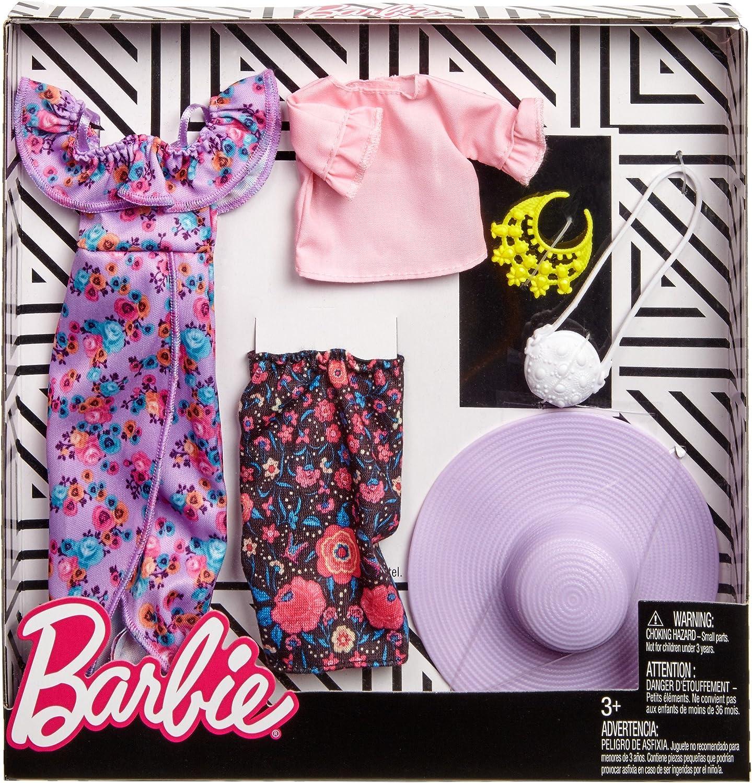 Amazon.es: Mattel Barbie Mode Fashion 2 Pack: Juguetes y juegos
