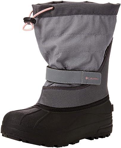 ca6210f99fba Columbia Girls  Youth Powderbug Plus II Snow Boot