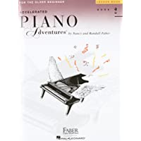 Accelerated Piano Adventures for the Older Beginner: Lesson Book 2
