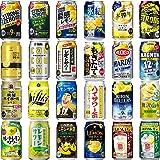 【お酒ストア5周年記念セット】レモンサワー24種類 スペシャル飲み比べアソート [ チューハイ 350ml×24本 ]