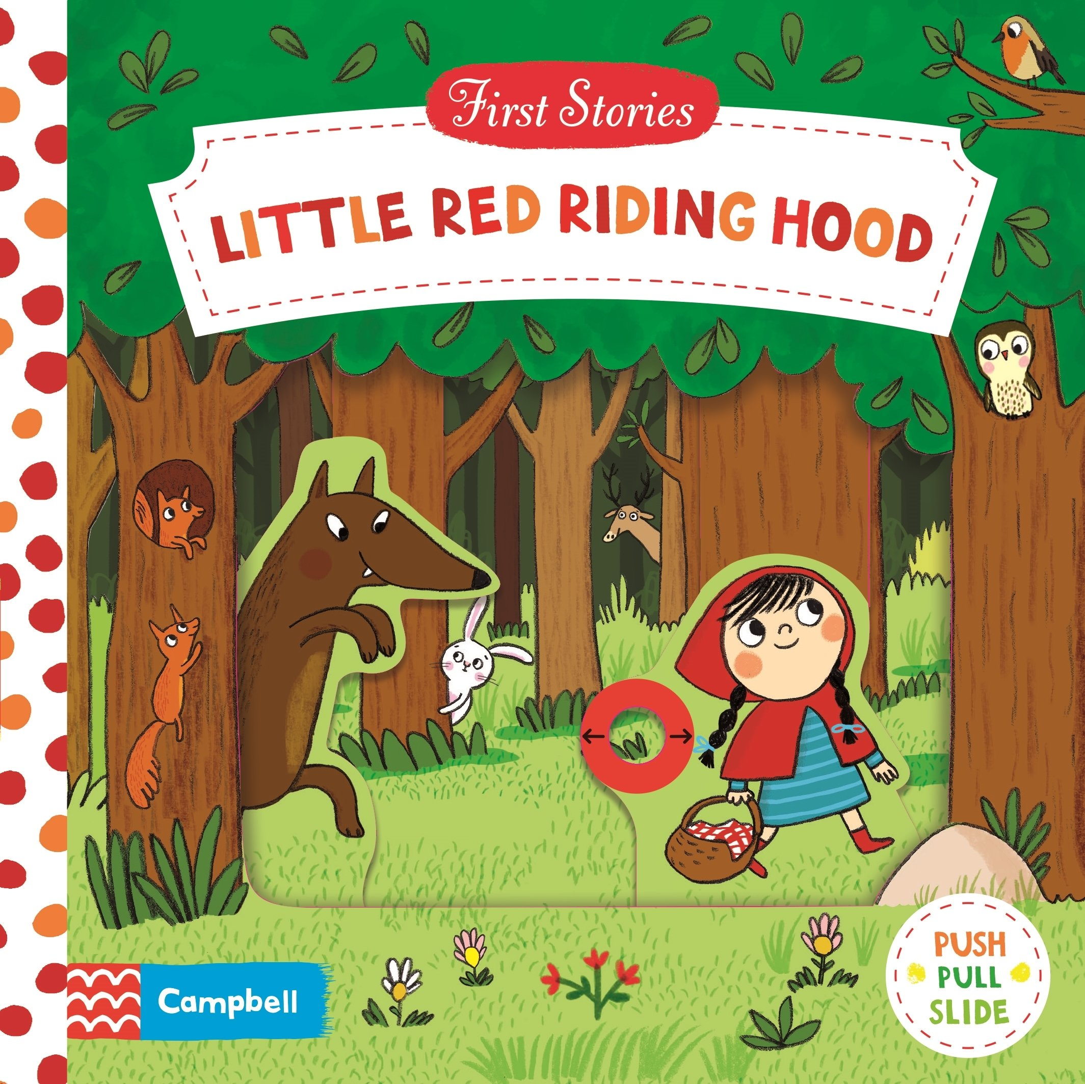 Little Red Riding Hood (First Stories): 9781509808977: Amazon.com: Books