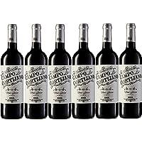 Campo Cortijano Vino Rioja - 6 Paquetes x
