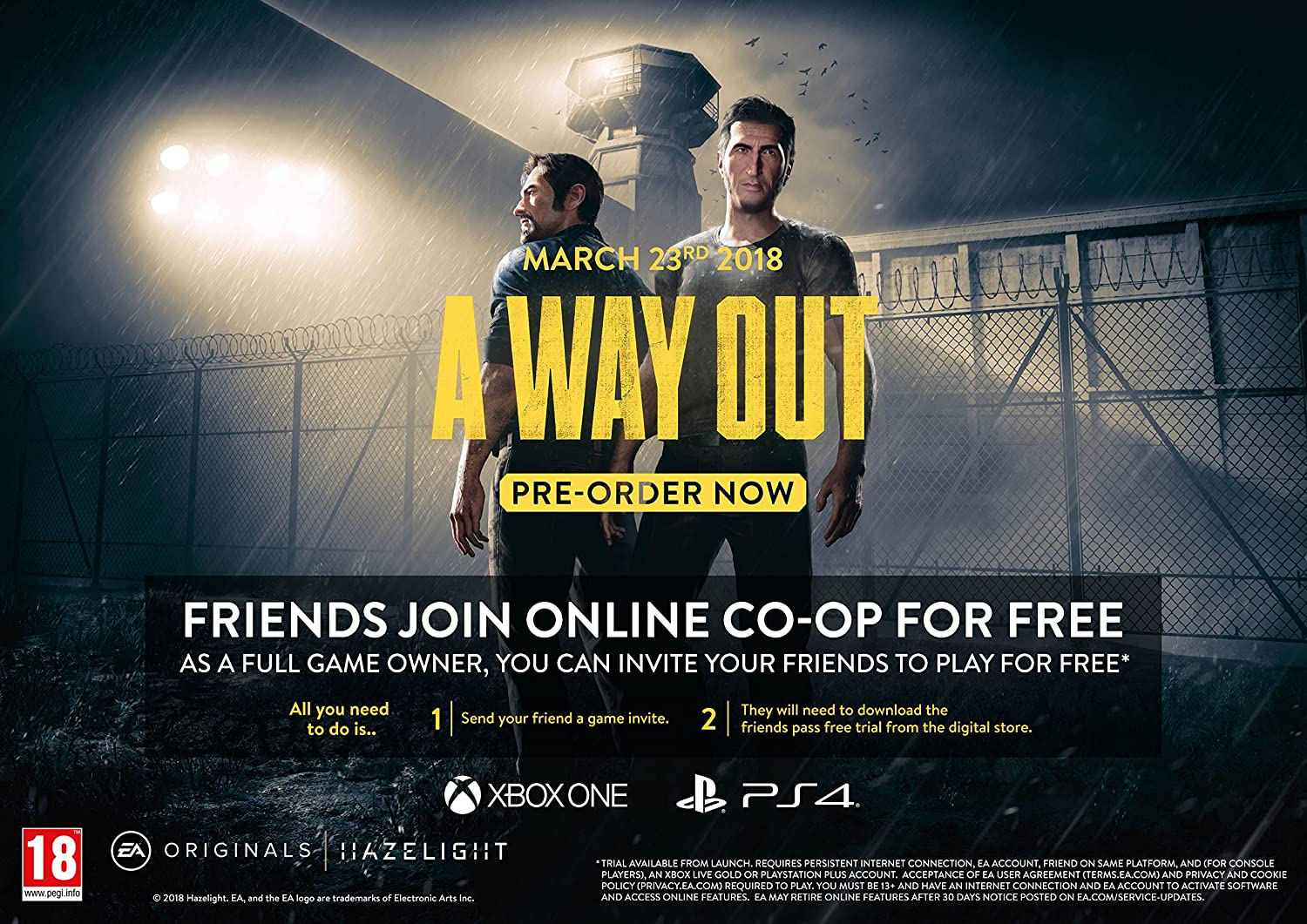 a way out free trial download