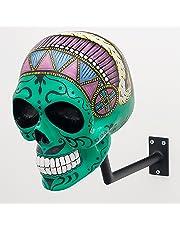 H-SKULL Support pour casque tête de mort.