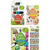 Heitmann – Pinturas para Colorear Huevos 30058–Juego