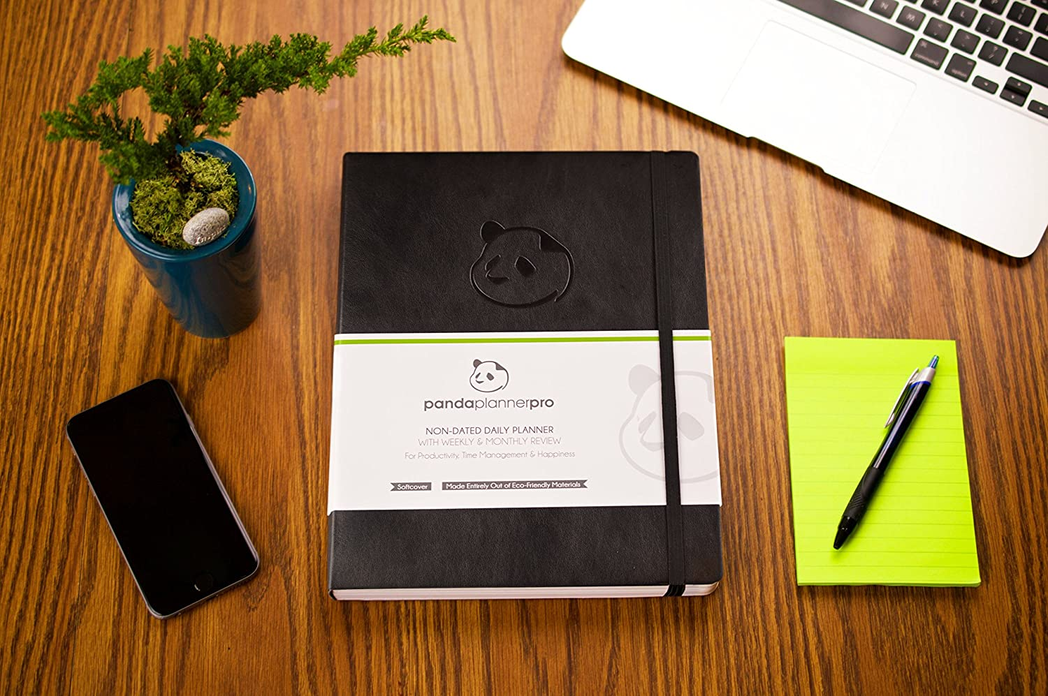 Amazon.com : Panda Planner Pro   Best Daily Planner For Happiness U0026  Productivity   8.5 X 11 Part 93