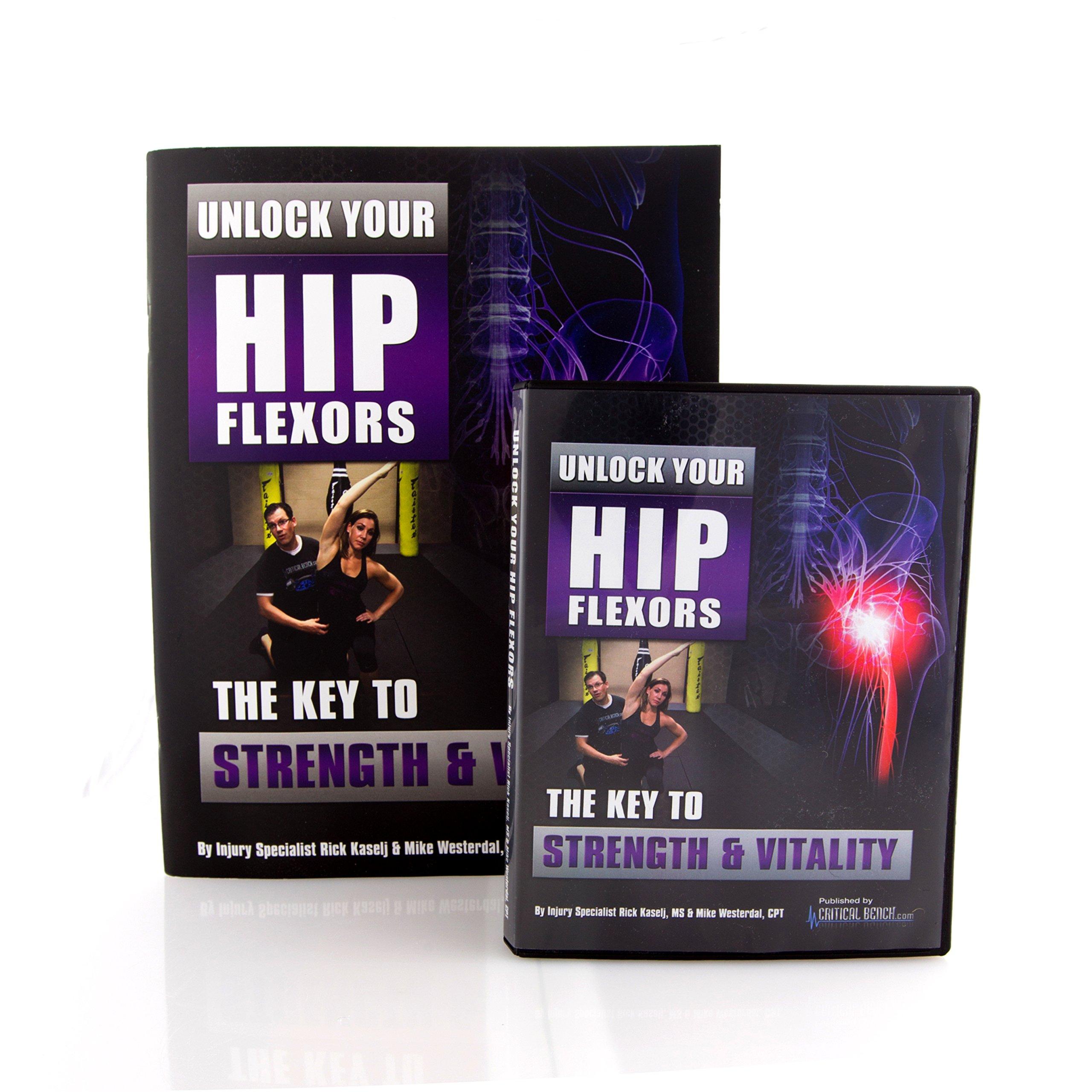 Unlock Your Hip Flexors by ExercisesForInjuries.com (Image #2)