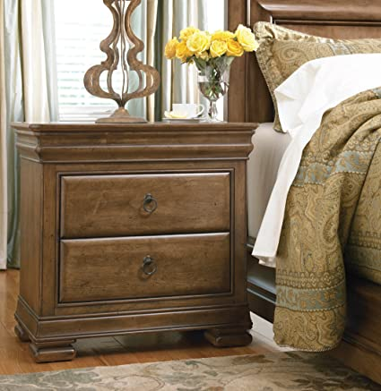 Pennsylvania House 071355 New Lou Nightstand, Cognac