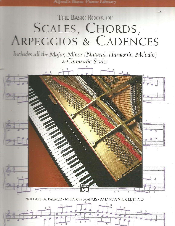 Libro Alfred 00-5.754 Escalas-Acordes-Arpegios y Cadencias-Basic ...