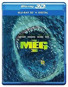 Meg, The (Amazon/HD3D-Blu-ray + Digital) (3DBD)