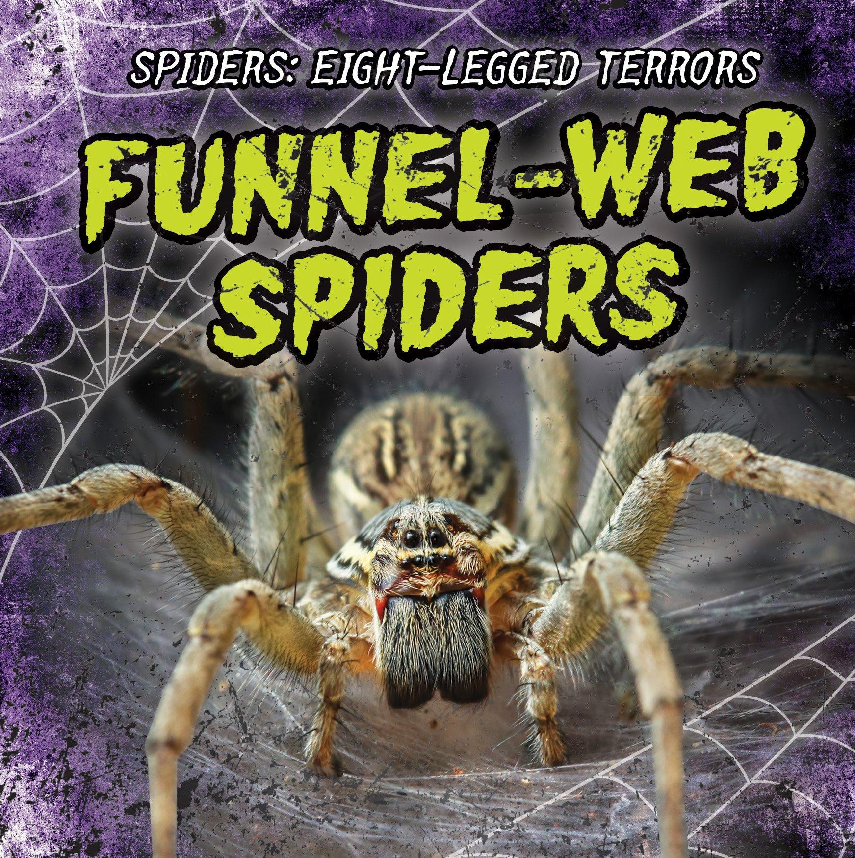 Spiders Bite Epub