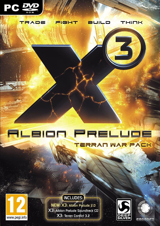 X3: Terran War Pack (PC DVD) [importación inglesa]: Amazon.es ...