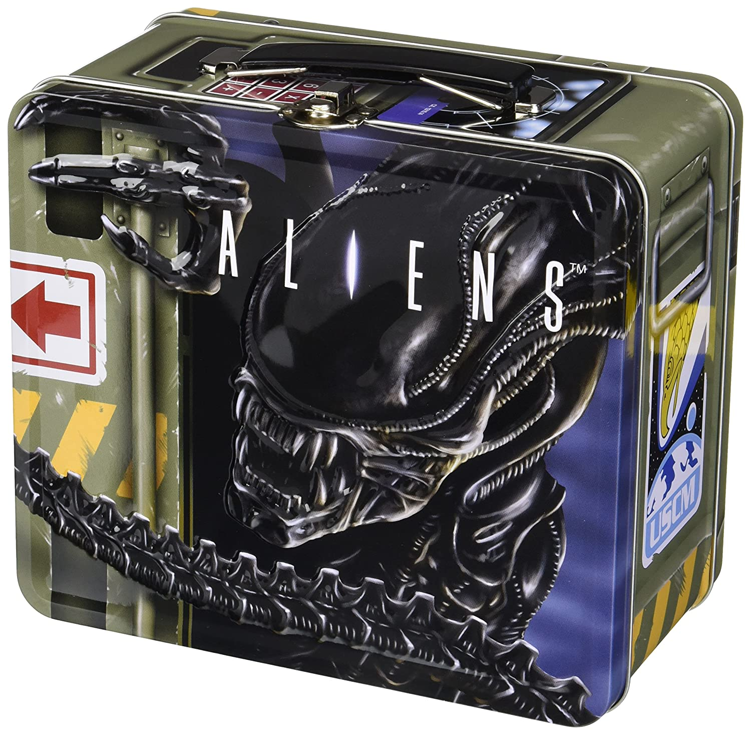 Aliens Tin Lunch Box with Diamond Select Toys MAR148284