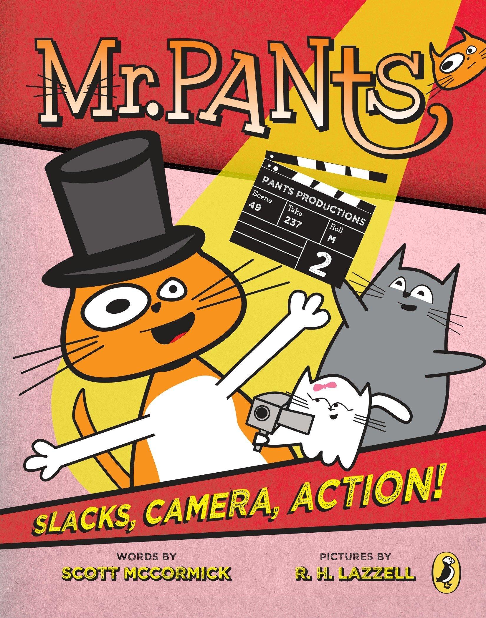 Mr. Pants: Slacks, Camera, Action! PDF