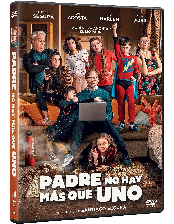 Padre no hay más que uno (DVD): Amazon.es: Santiago Segura, Toni ...