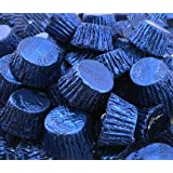Reese's Dark Blue Miniatures Peanut Butter Cups Milk Chocolate (Pack of 2 Pounds)