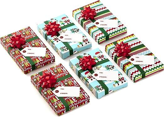 Pack of 6 Hallmark Christmas Money Gift Card
