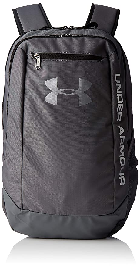 Under Armour Ua Hustle Backpack Ldwr, Mochila para Hombre