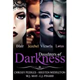 Daughters of Darkness - The Anthology (4 Paranormal Romance Novels)