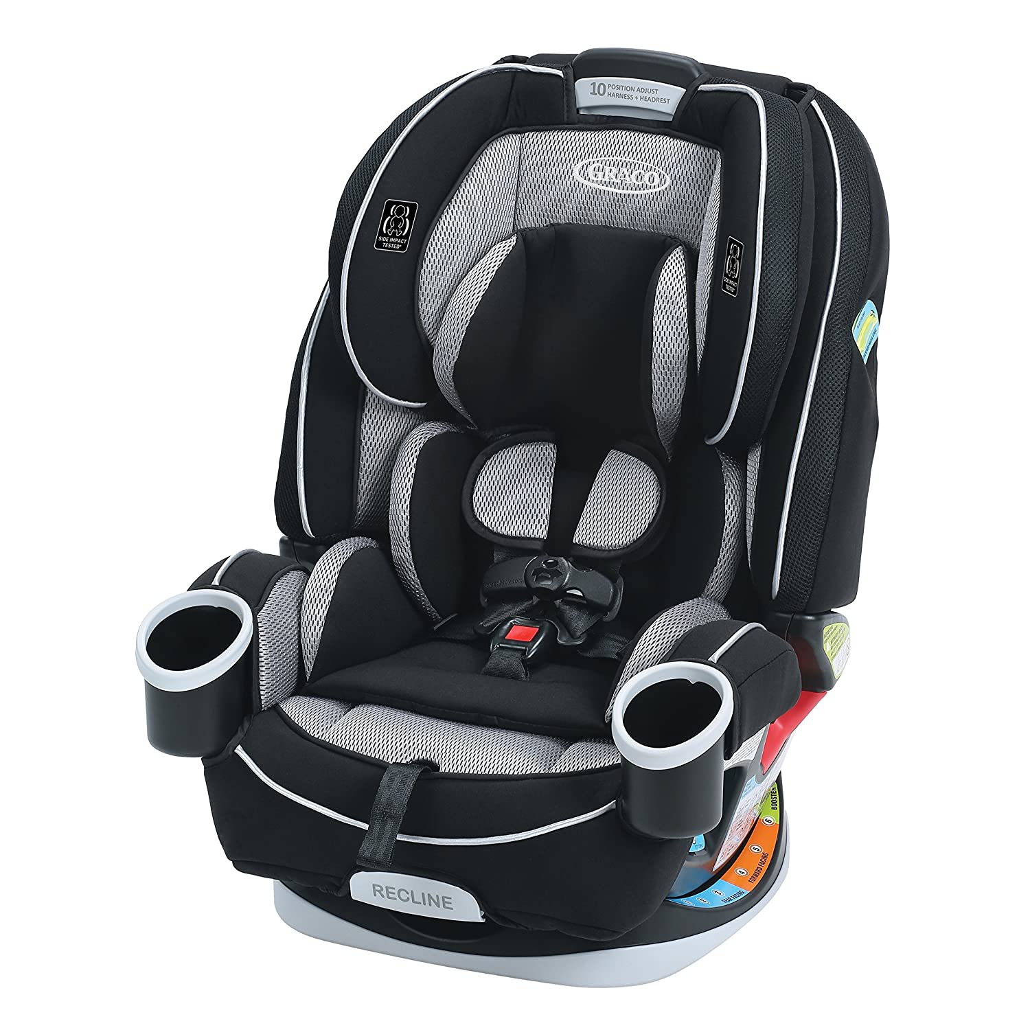 Amazon com graco 4ever all in one convertible car seat matrix baby