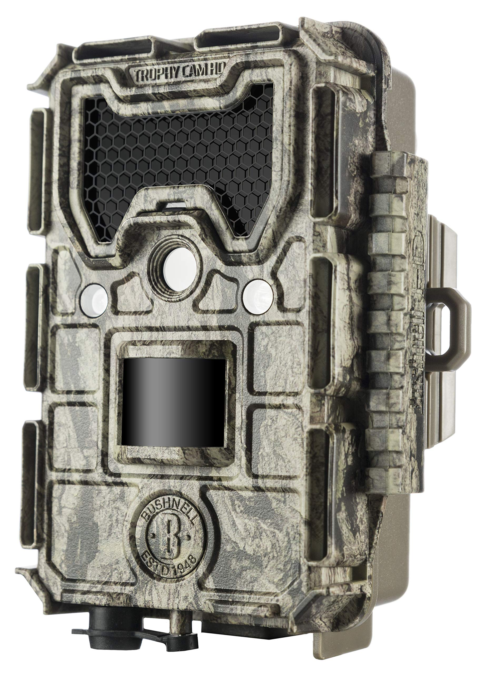 Bushnell 119877 24MP Trophy Cam HD No Glow Trail Camera with Color Viewer, Camo Camouflage by Bushnell (Image #3)